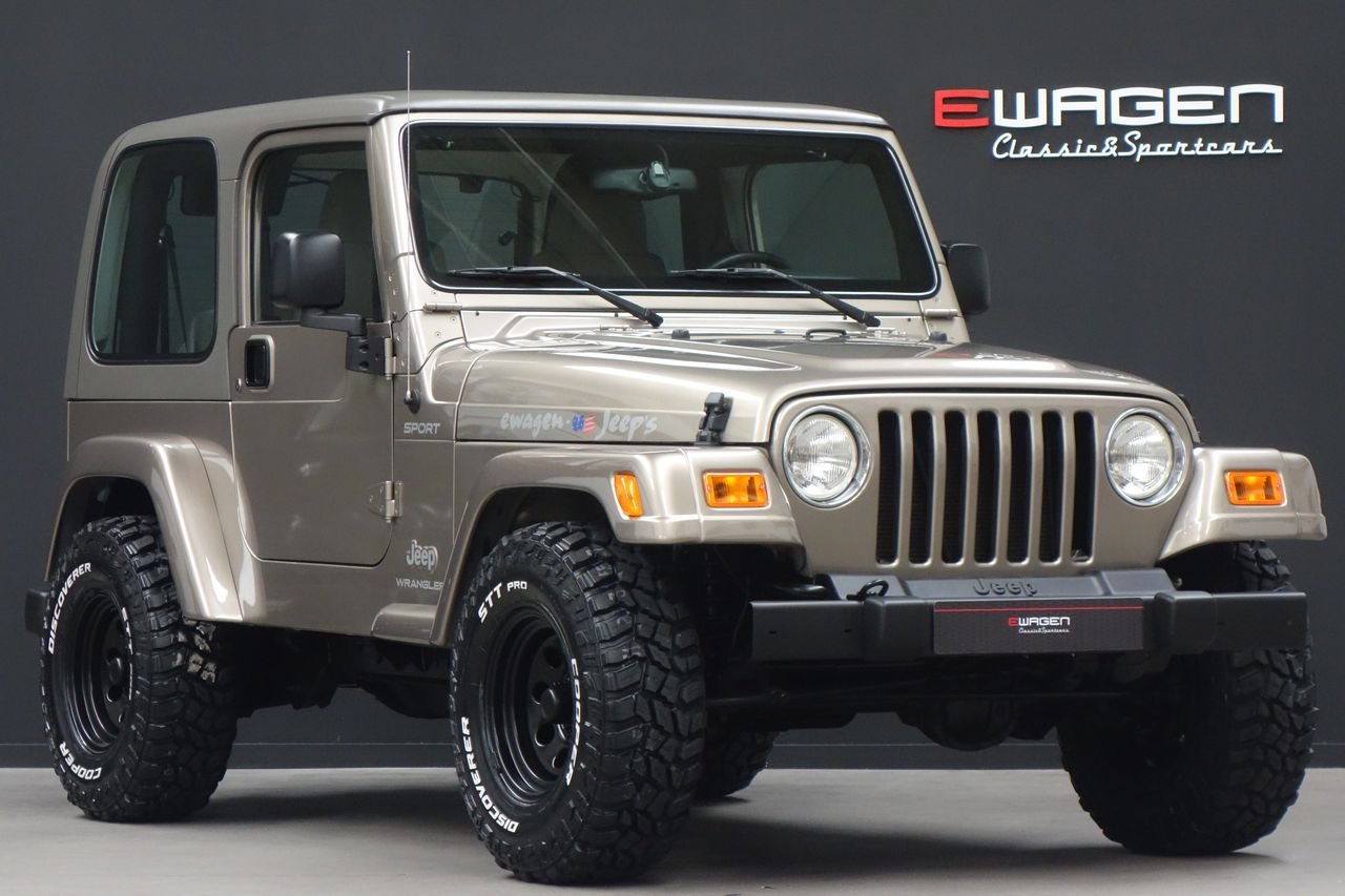 Jeep Wrangler TJ 4.0 Sport AUT BigFoot