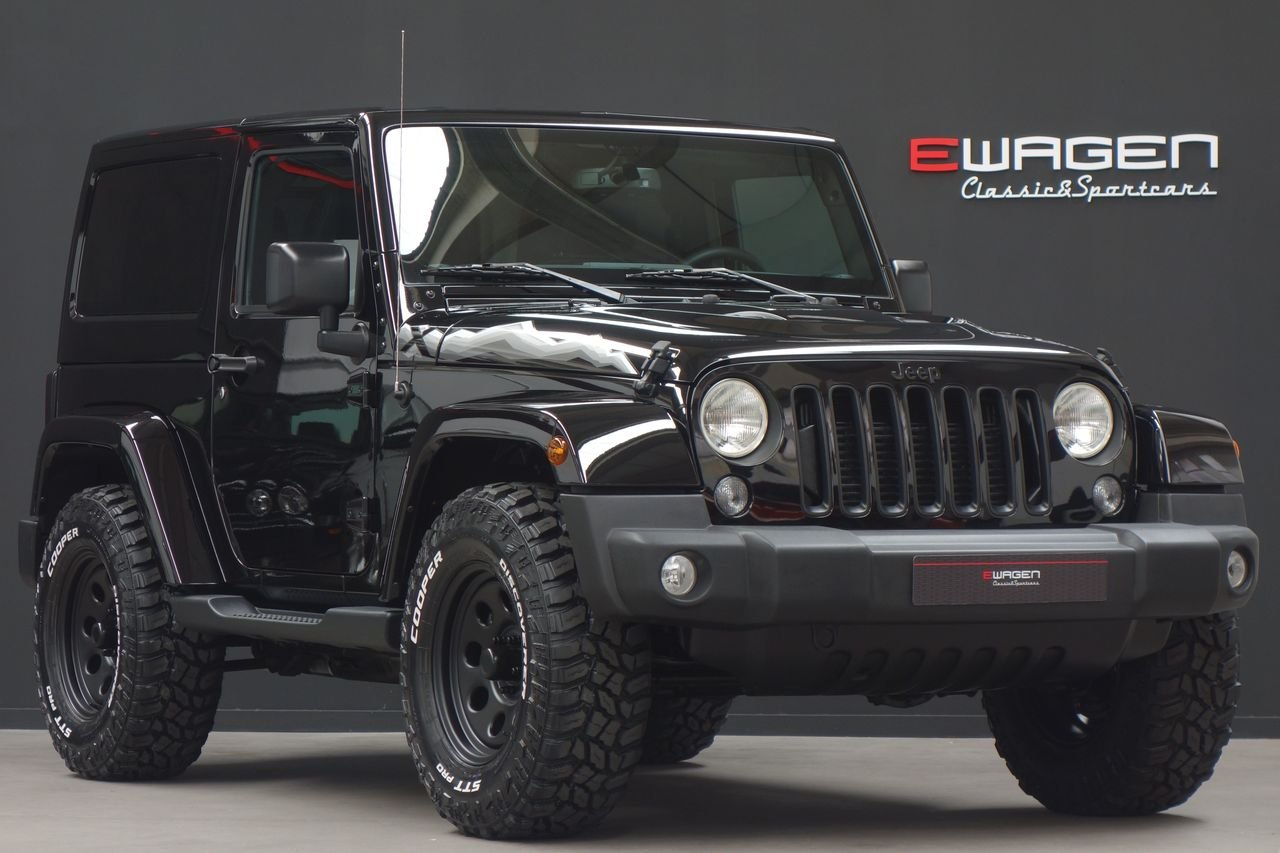 "Jeep Wrangler JK 2.8 CRD Edicion ""X"" AUT BigFoot."