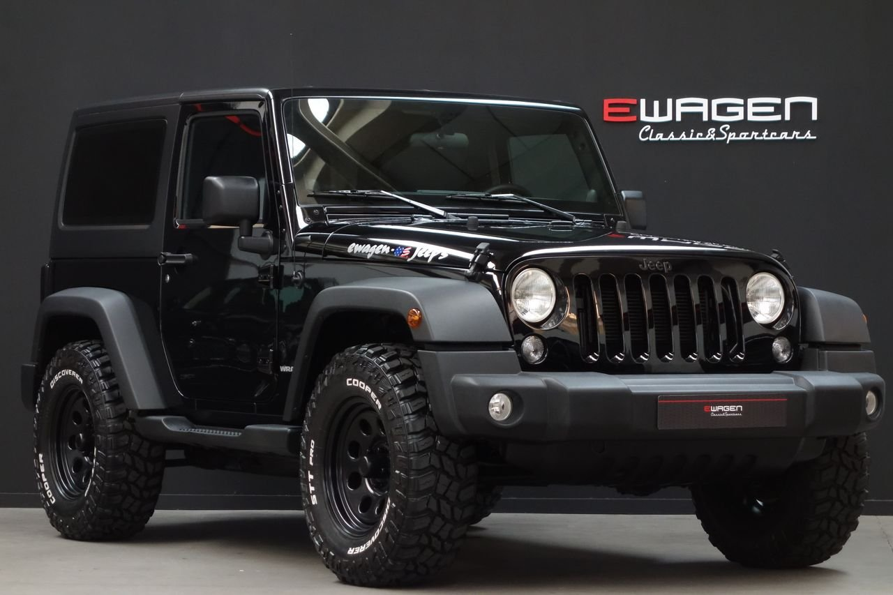 Jeep Wrangler JK V6 3.6 AUT BigFoot.