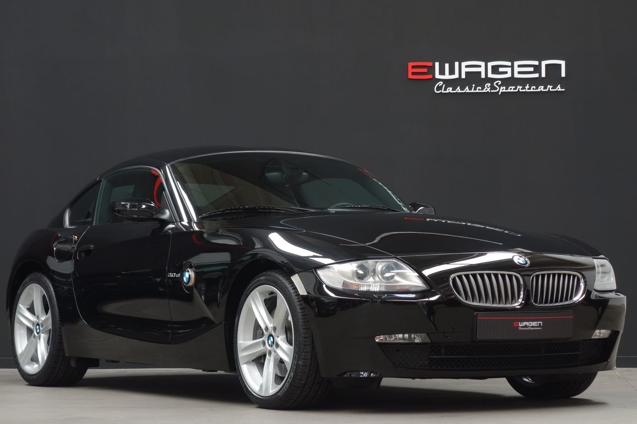 BMW Z4 3.0Si Coupe AUT