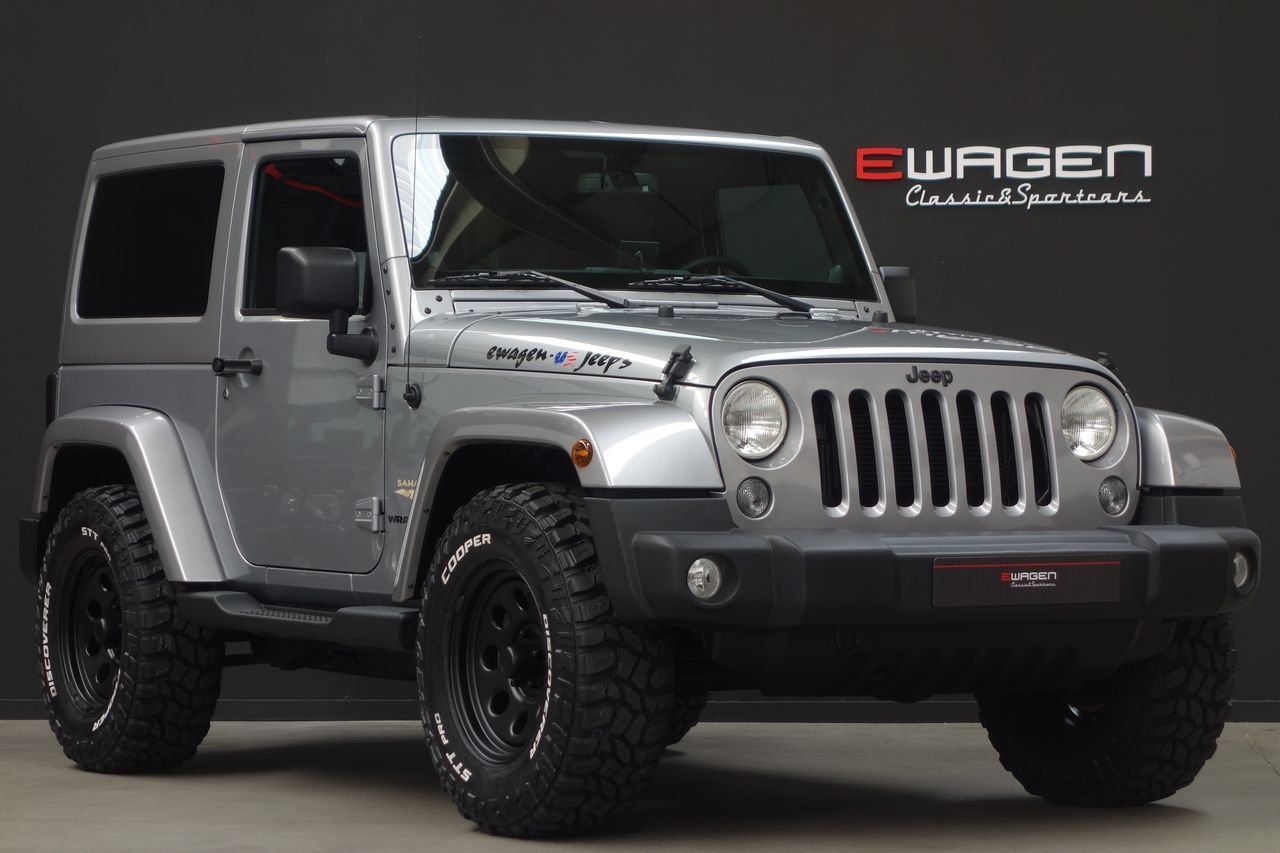 Jeep Wrangler JK 3.6 V6 Sahara AUT BigFoot
