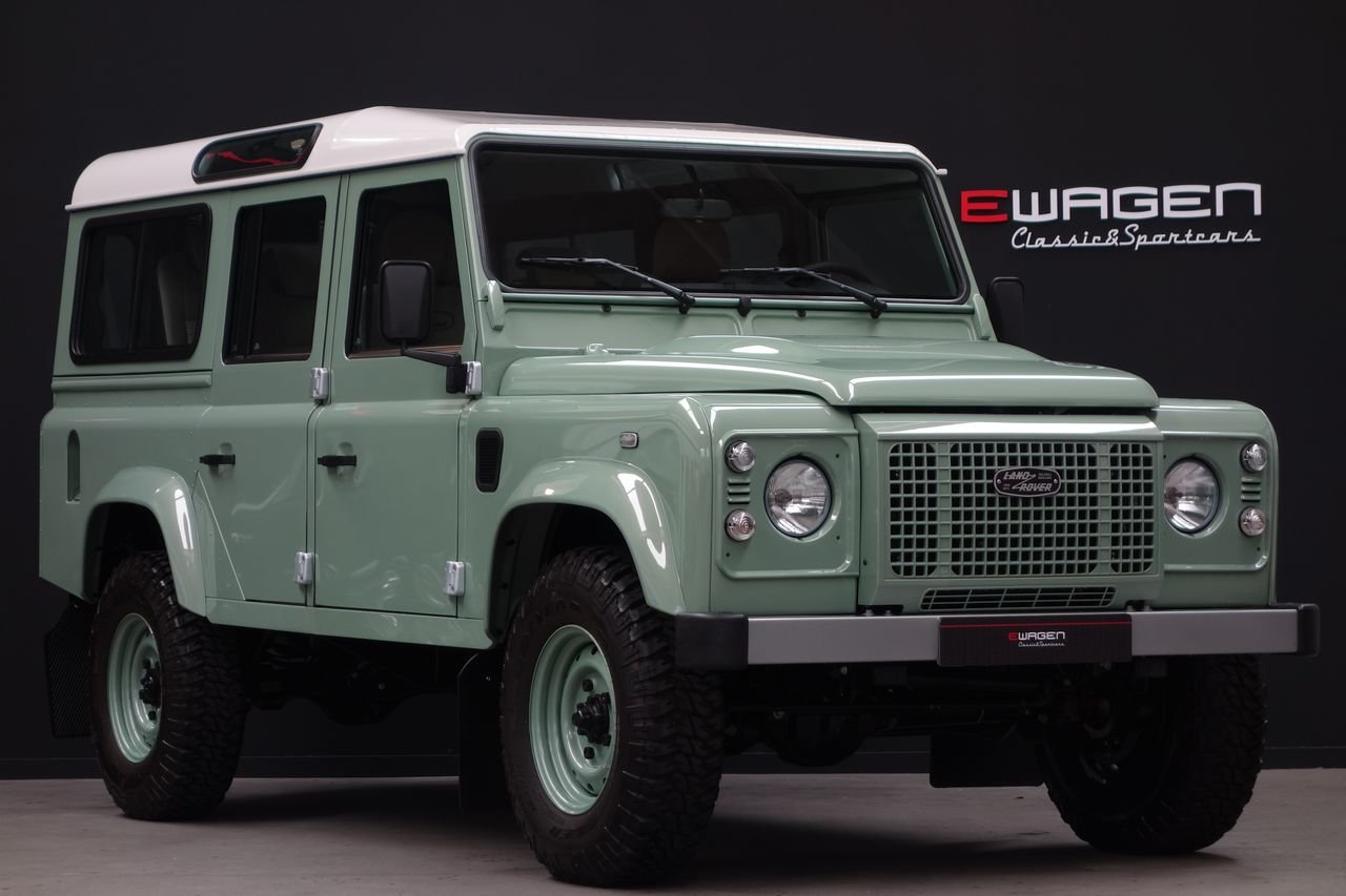 "Land Rover Defender 110 SW  Final Edition ""Heritage"""